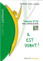 Livret de partitions N°20 - 2013