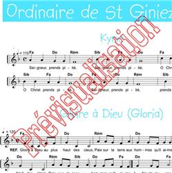 Messe de Saint Giniez
