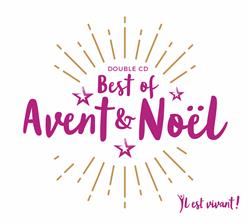 Double CD Best of Avent & Noël